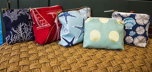 Coastal Bags By Delia E. Chumpitazi-Foye