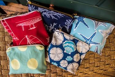 Coastal Bags By Deliea E. Chumpitazi-Foye