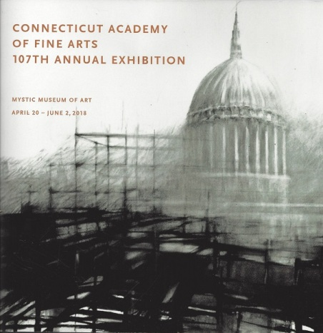 Connecticut Academy of Fine Arts 107th Annual Exhibition, Mystic Museum of Art, April 20 - June 2, 2018