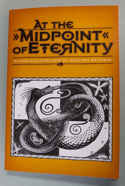The Midpoint of Eternity by Local Author Constant Waterman