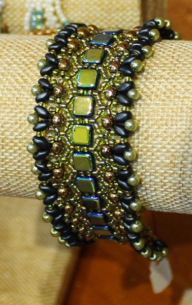 Hancrafted Beaded Jewelry