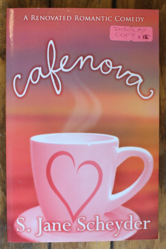 Cafenova by S. Jane Scheyder