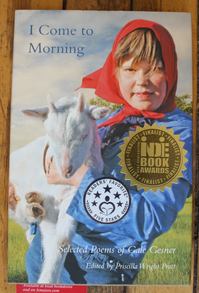 I Come to Morning, Selected poems by Gale Gesner