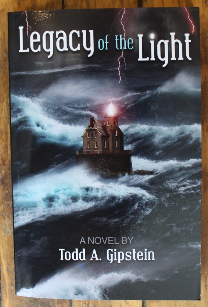 Legacy of the Light by Todd A. Gipstein