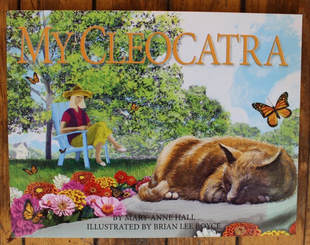 My Cleocatra by Mary Anne Hall, Illustrated by Brian Lee Boyce